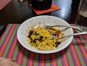 Skyline Chili '5 Way'
